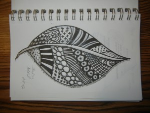 Cool Art Designs To Draw : Ellen lindner: art & creativity » blog archive zentangles with shading