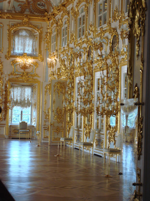St. Petersburg, Russia.  Seen on AdventureQuilter.com
