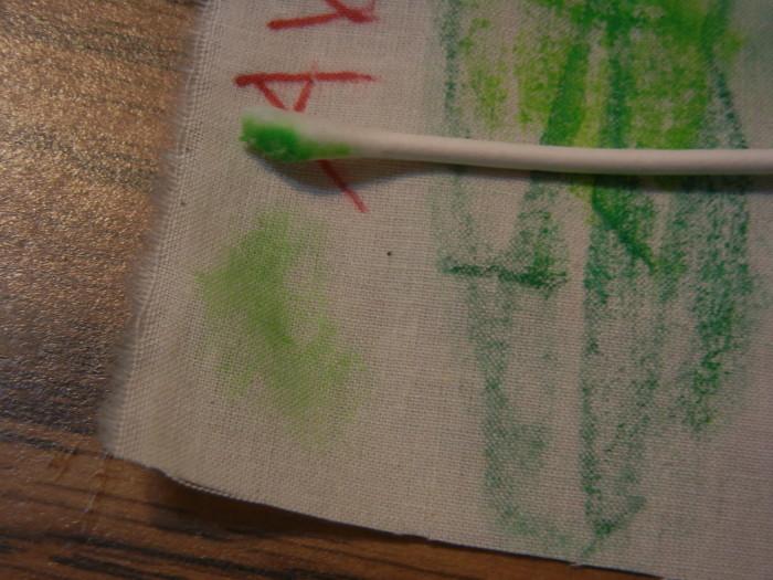 Working with InkTense blocks. Ellen Lindner, AdventureQuilter.com